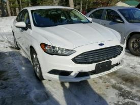Salvage Ford Fusion Hybrid